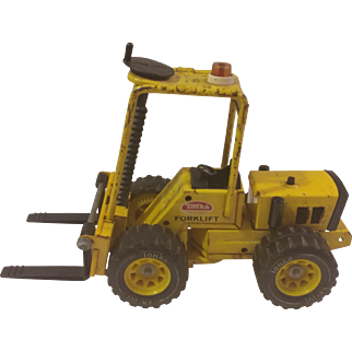 1970's Tonka Forklift with XR-101 Tires