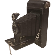 Kodak No. 2 Folding Cartridge Hawk-Eye Model C Camera