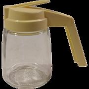 Vintage Syrup Honey Dispenser Federal Housewares