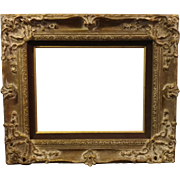 Vintage French Style Wood Picture Frame