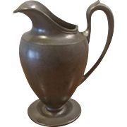 Insico Pewter Creamer Pitcher