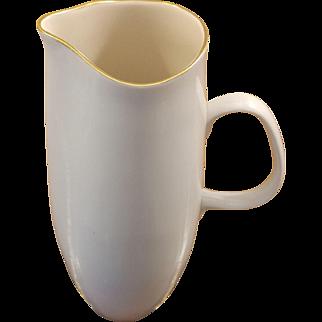 Franciscan Fine China Ceramic Pitcher