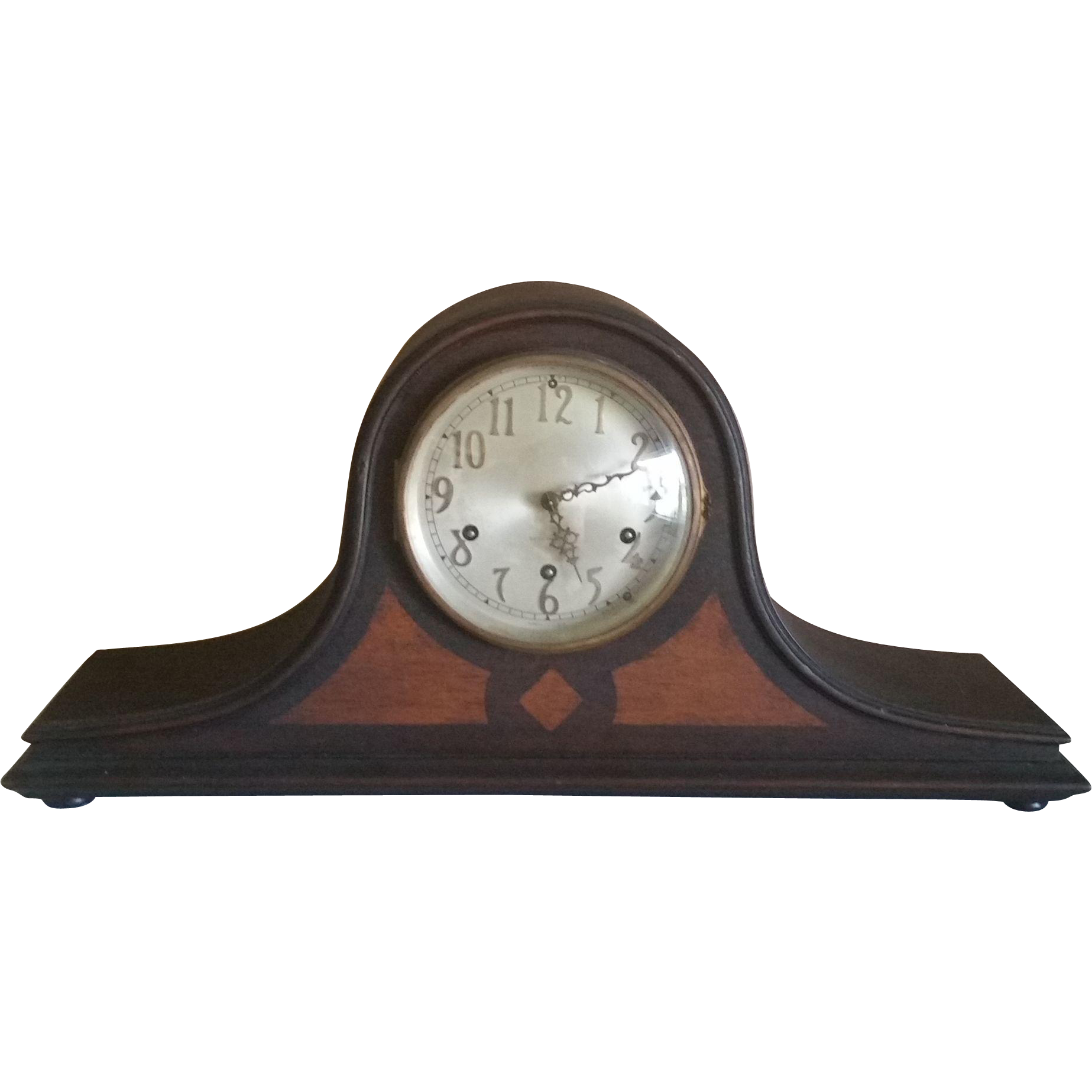 Vintage Mantle Clock 45