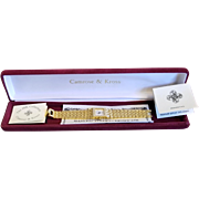 Camrose and Cross Jacqueline B. Kennedy Watch Plus Five Others