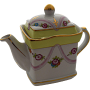 Vintage Royal Danube Porcelain Teapot
