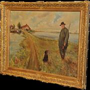Vintage European Painting Hunt