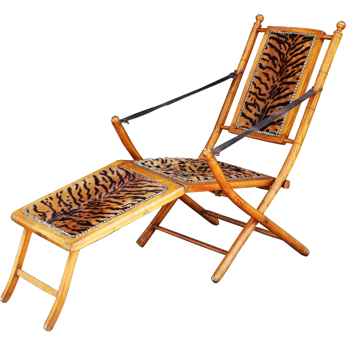 french folding chaise lounge chair from faded rose. Black Bedroom Furniture Sets. Home Design Ideas