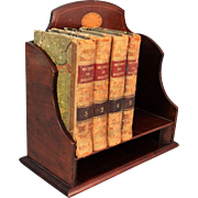 Asprey of London Diminutive Desk Book Shelf