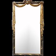 Italian Carved Giltwood Mirror