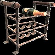 French Wine Rack, 12 Bottles