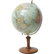 German World Globe, Circa 1920