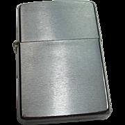 Zippo Brushed Finish Lighter