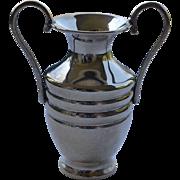 Vintage sterling silver amphora