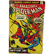 Vintage Marvel Comic Amazing Spider-Man October 1975 No.149