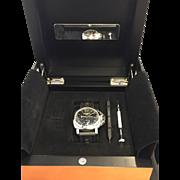 Panerai Luminor 1950 GMT 8 Day PAM00233 Men's 44 mm. Watch w/Box