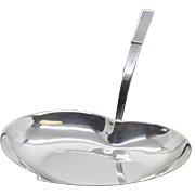 Royal Hickman Sterling Silver Plated Heart Dish