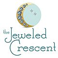 The Jeweled Crescent logo
