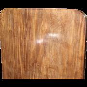 Antique Victorian Mahogany Pedestal Breakfast Table