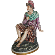 Royal Worcester Kerr & Bins Porcelain Figure