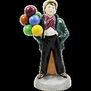 """Royal Doulton Figurine """"Balloon Boy"""" HN 2934"""