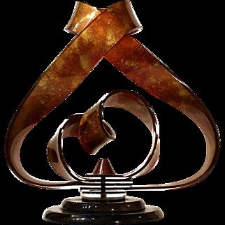 Shlomi Haziza Lucite Sculpture