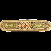 1960s Toledo Pocket Knife Solingen / Vintage German Petit Ladies Pocket Knife