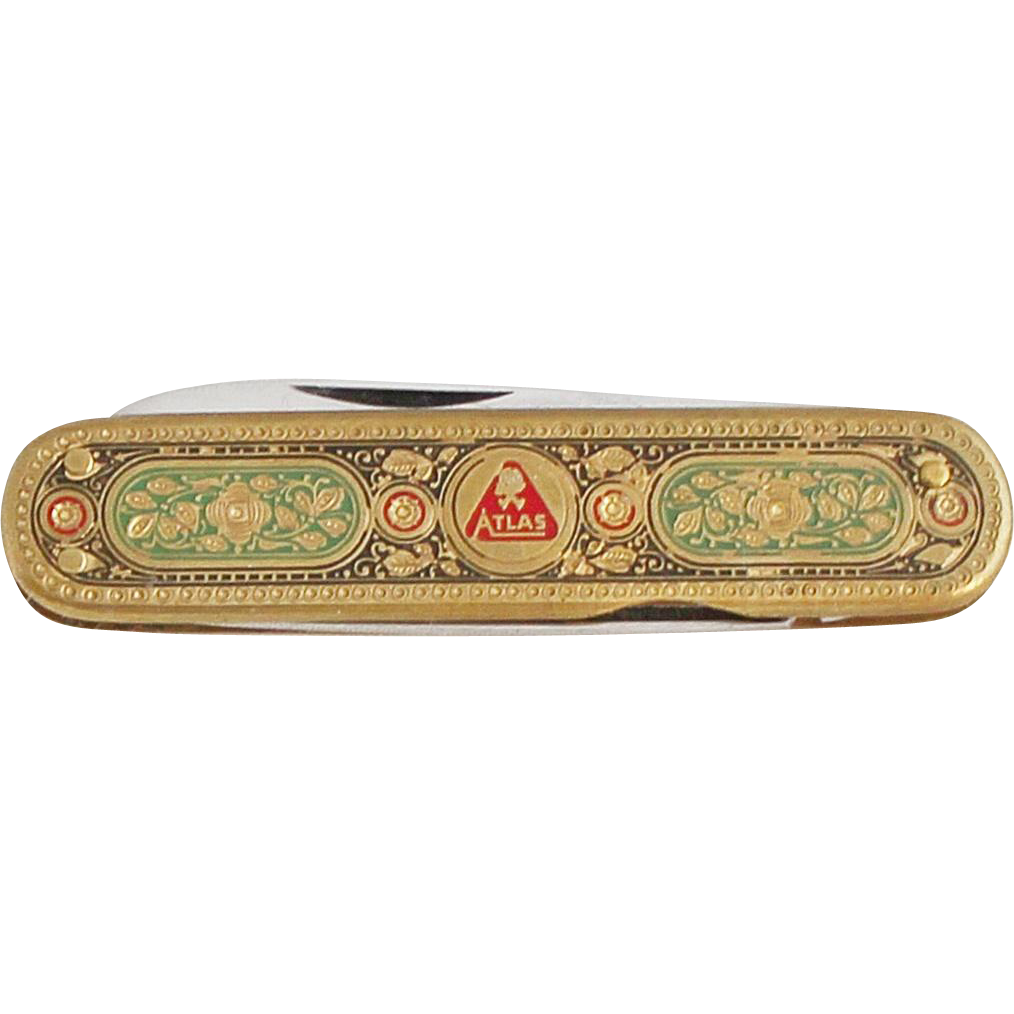 Vintage German Petit Ladies Pocket Knife