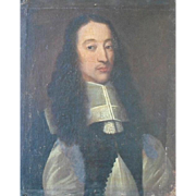 Circle of Philippe de Champaigne (1602-1674) For Restoration. Possibly Charles II of England ...