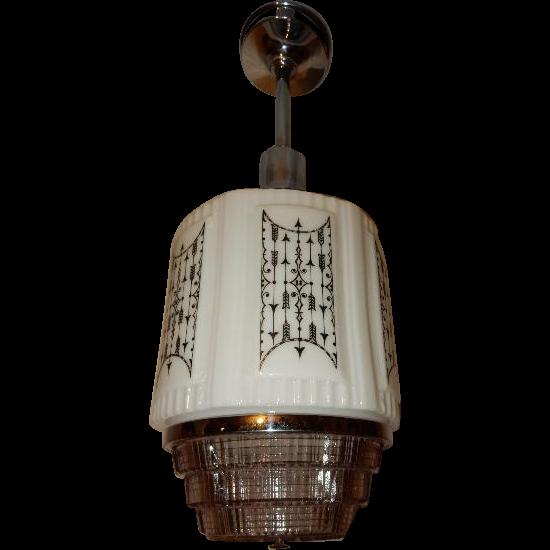 Black String Shade Chandelier 496 P Jpg: Art Deco Hanging Pendant Ceiling Light Fixture W Wedding