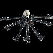 7 Vintage Skeleton Keys on An Old Shell Key Chain