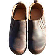 Dansko Brown Leather Clogs from Denmark, Gently Used