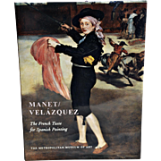 """Manet/Velázquez - The French Taste for Spanish Painting"""