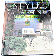 """STYLE by Saladino"", Signed by the Reknowned Interior Designer, John Saladino"