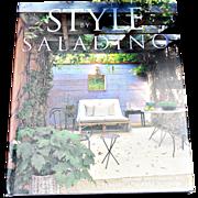 """STYLE by Saladino"", Signed by the Reknowned Interior Designer, John Saladino"