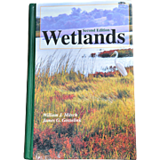 """Wetlands"" Second Edition by Mitch & Gosselink"