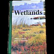 """Wetlands"" Second Edition by Mitch & Gosselink"