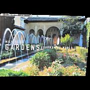 """""""Mick Hales Gardens Around the World: 365 Days"""""""