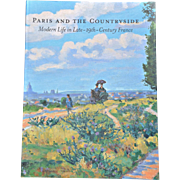 Paris and the Countryside: Modern Life in Late-19th Century France