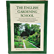 """The English Garden School"" by Rosemary Alexander & Anthony du Gard Pasley"
