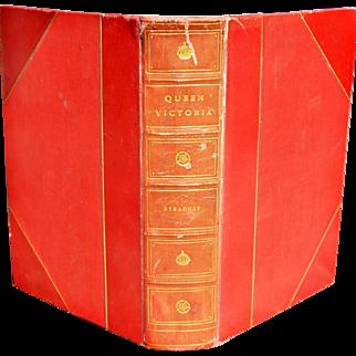 """""""Queen Victoria"""" by Lytton Strachey 1921"""