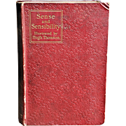 """Sense & Sensibility"" – A Novel by Jane Austen"