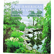 """The American Man's Garden"" by Rosemary Verey"