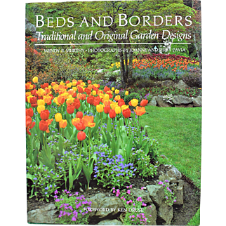 """Beds and Borders; Traditional and Original Garden Designs"""