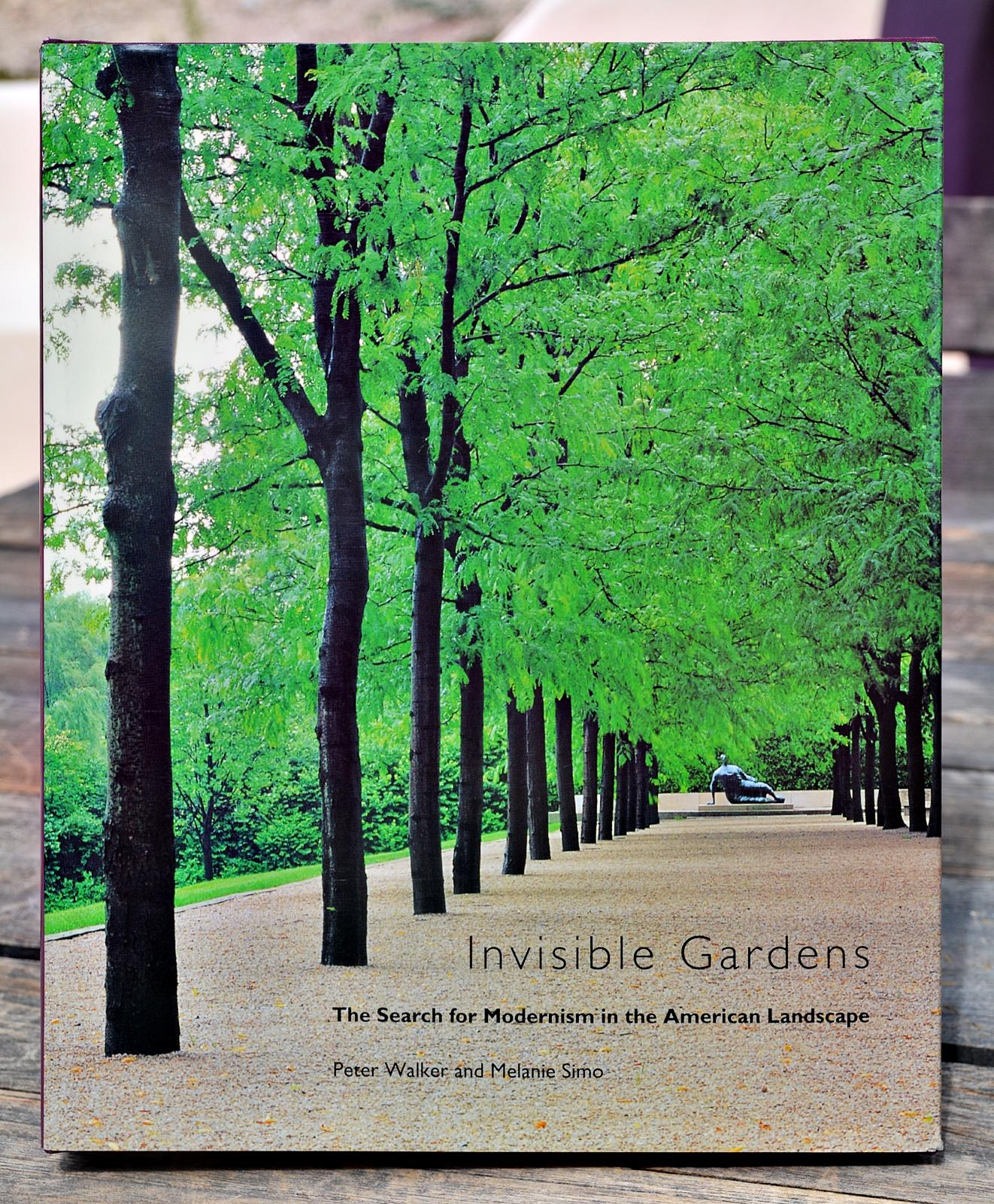 Roll over Large image to magnify  click Large image to zoom. Invisible Gardens    Modern Landscape Architecture  A Critical