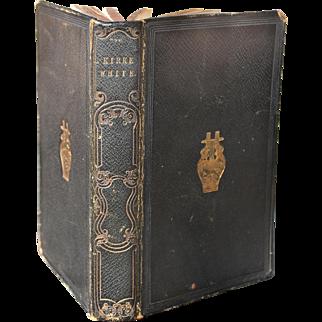 """The Poetical Works of Henry Kirke White"" 1830"