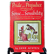 """Pride & Prejudice"" + ""Sense & Sensibility"" by Jane Austen in one volume from The Modern Library"