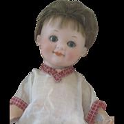 10,5 inch GOOGLY doll A.Marseille 323