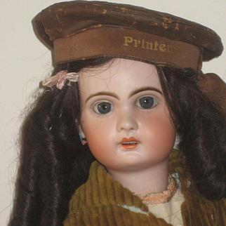 Very Pretty All Original Jumeau Doll. 1907-10