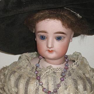 French Fashion Doll  Francois Gaultier.size 3  18 inch.