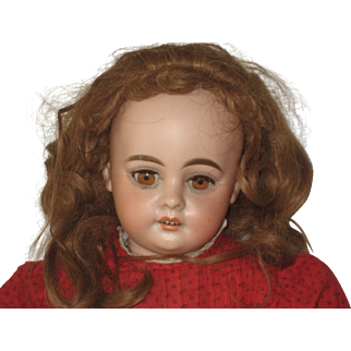 Pretty Faced Armand Marseille Doll  1894-DEP  22 inch